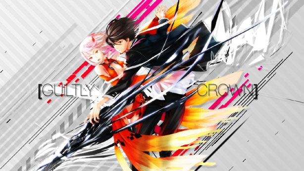 Guilty Crown 01
