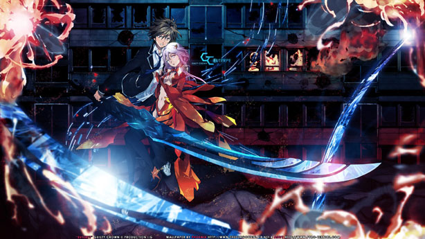 guilty crown Void Genome