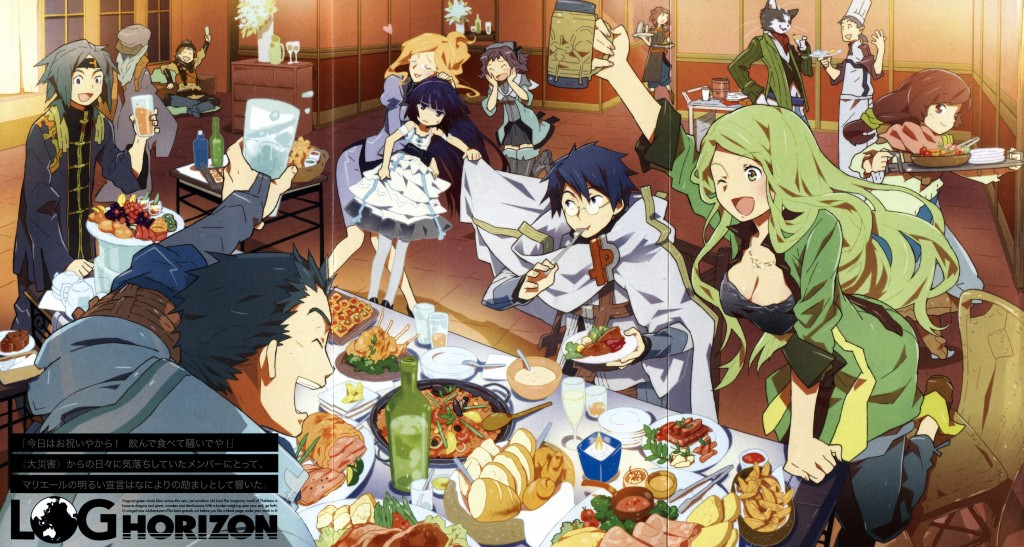Log-Horizon-Anime-2013-HD-Wallpaper