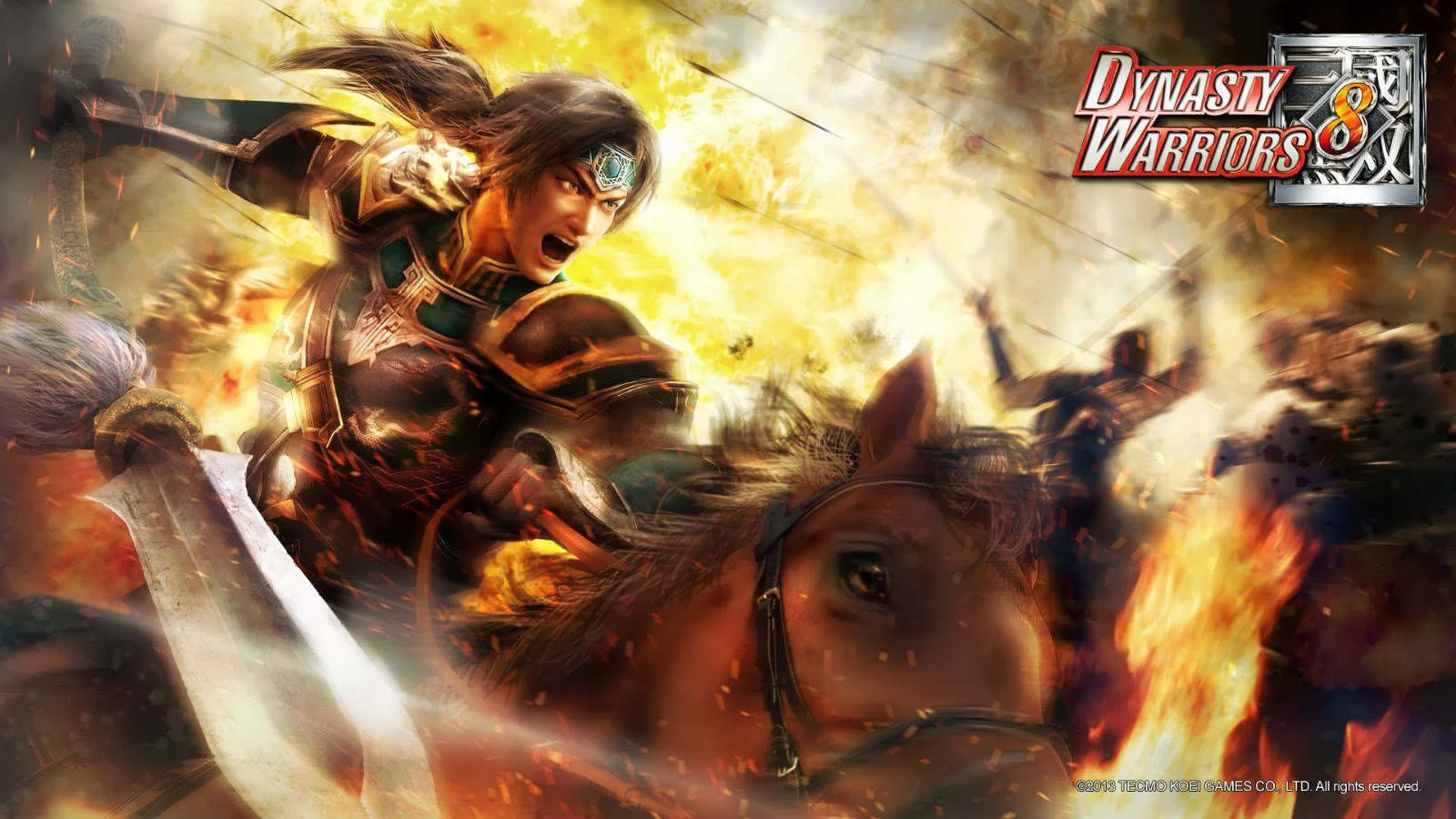 Dynasty Warrior 8 [PS3, PS4, PS Vita, XBox 360] : Metal ...