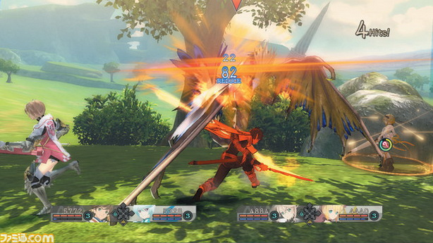 tales of zestiria gameplay (7)