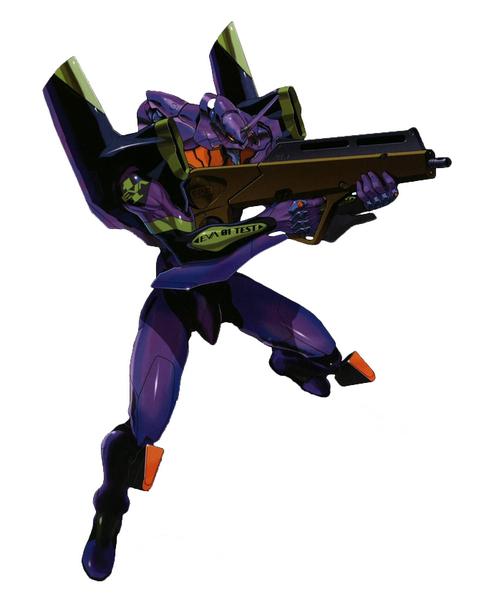 Evangelion unit (1)