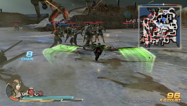 Dynasty Warrior 8 Extreme Legend (12)