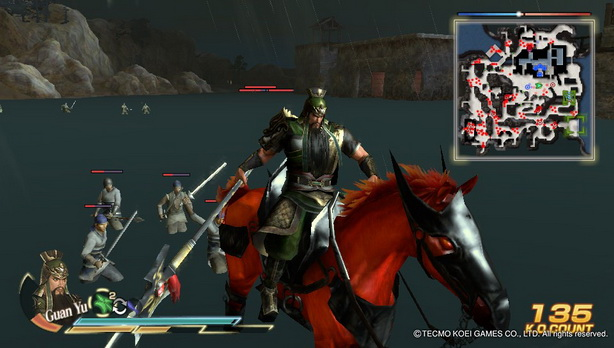 Dynasty Warrior 8 Extreme Legend (14)