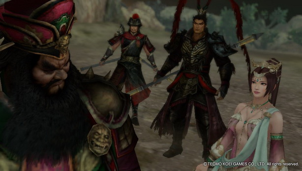 Dynasty Warrior 8 Extreme Legend (3)