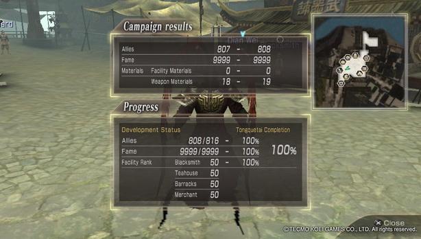 Dynasty Warrior 8 Extreme Legend (51)
