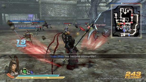 Dynasty Warrior 8 Extreme Legend (6)