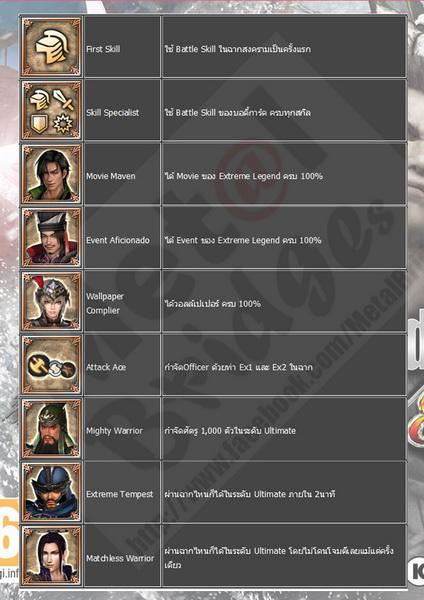 Dynasty Warrior 8 Extreme Legend (73)