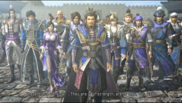 Dynasty Warrior 8 Extreme Legend (80)
