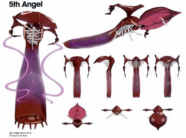 Encyclopedia of Evangelion 3  (5)