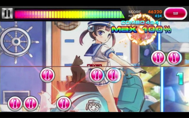 android game djmax technika q