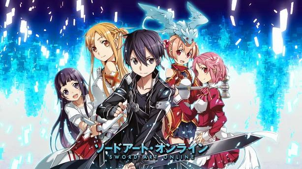 Sword Art Online  (1)