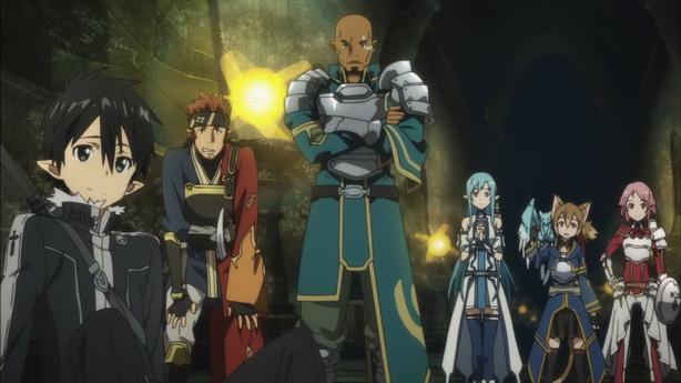 Sword Art Online  (37)