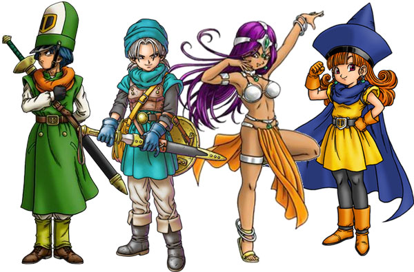 Dragon-Quest-Heroes-Character