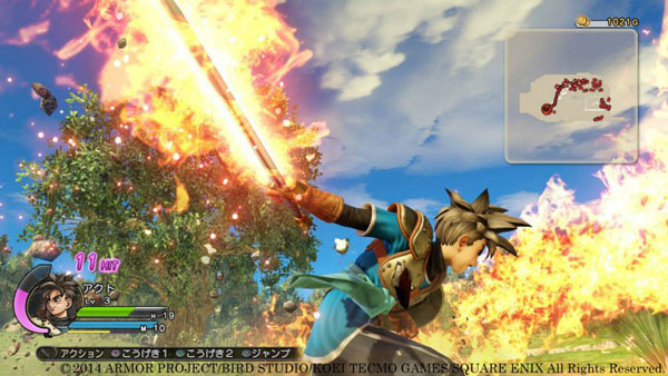 Dragon Quest Heroes 20150117  (5)