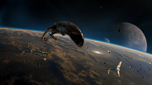 Star wars: battlefront 2015 คืออะไร ???
