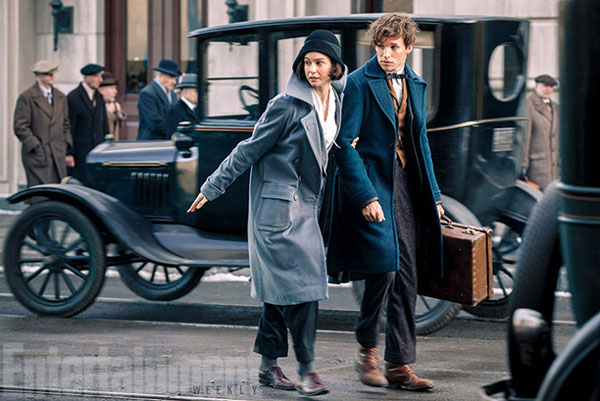 หนังใหม่ Fantastic Beasts and Where to Find Them