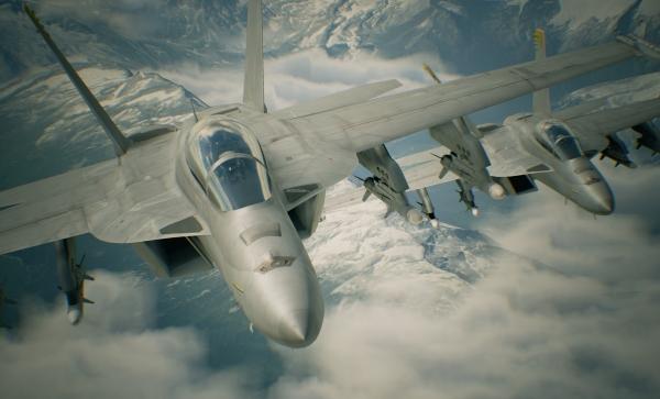 Ace Combat (2)