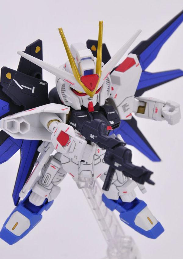 Sd Gundam Ex Standard Strike Freedom Gundam Nz Gundam Store