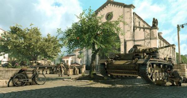 Sniper Elite 4 ปล่อยคลิปตัวอย่างเกมส์ใหม่ความยาว 6 นาที โชว์ Gameplay  ภายในเกมส์