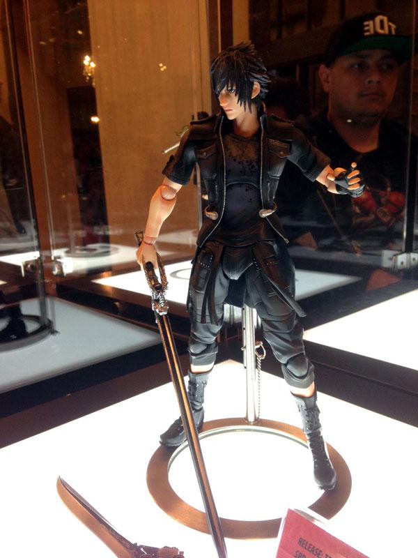 Play Arts Kai  Noctis Lucis Caelum - Final Fantasy XV (Square Enix) (12)