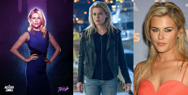 "Jessica Jones-Tv_Series-Marvel-Netflix-Character-Patricia ""Trish"" Walker-Rachel Taylor"