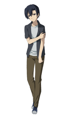 Mayoiga Character (1)
