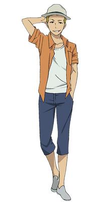 Mayoiga Character (17)