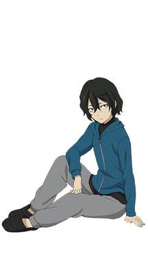 Mayoiga Character (2)