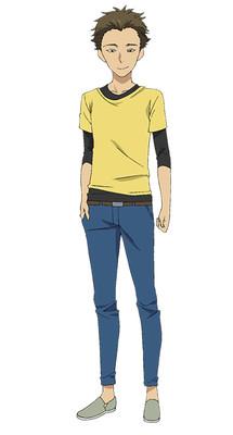 Mayoiga Character (20)