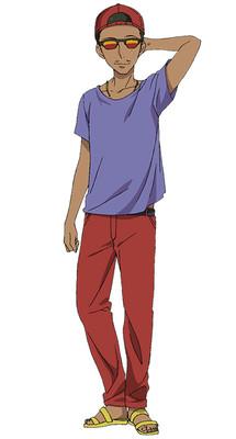 Mayoiga Character (25)