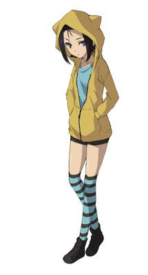 Mayoiga Character (4)