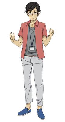 Mayoiga Character (8)