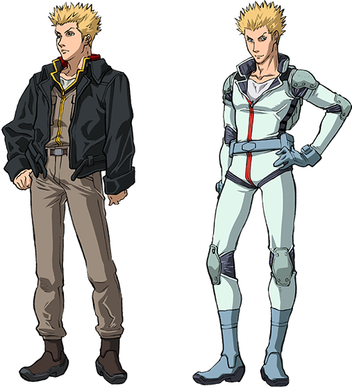Mobile Suit Gundam Thunderbolt_36