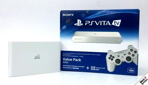PS Vita TV Value PACK (85)