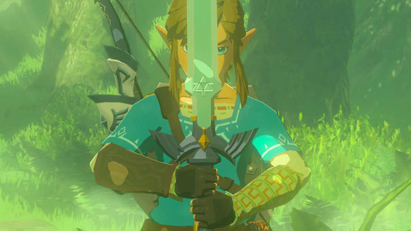 zelda-breath-of-the-wild-review Sword Master