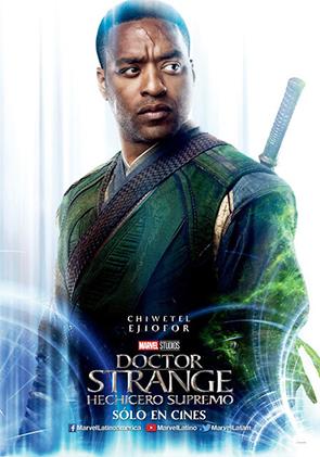 Dr.Stranger (Chiwetel) - Poster