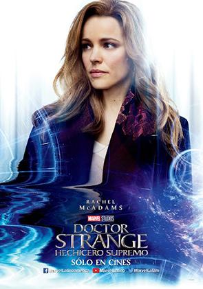 Dr.Stranger (Reachel) - Poster
