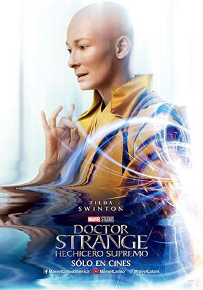 Dr.Stranger (Tilda) - Poster
