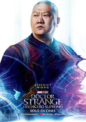 Dr.Stranger (Wong) - Poster