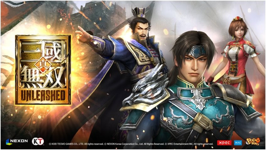 เกม Dynasty Warriors : Unleashed
