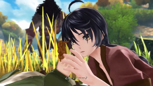 Tales of Berseria (PS4) - Gameplay Walkthrough Part 1 - Prologue (Full Game).mp4_20161017_163259.013