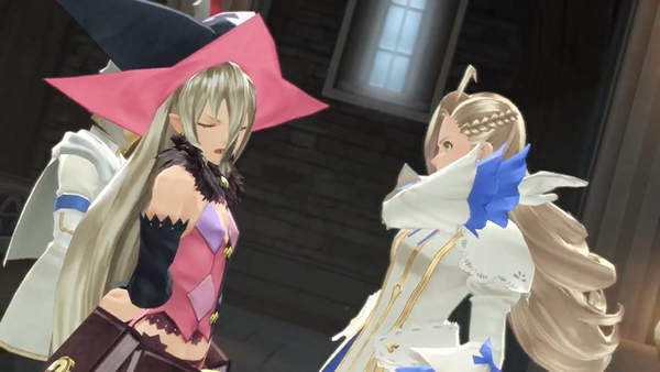 Tales of Berseria (PS4) - Gameplay Walkthrough Part 4 - Laphicet & Eizen.mp4_20161022_162209.927
