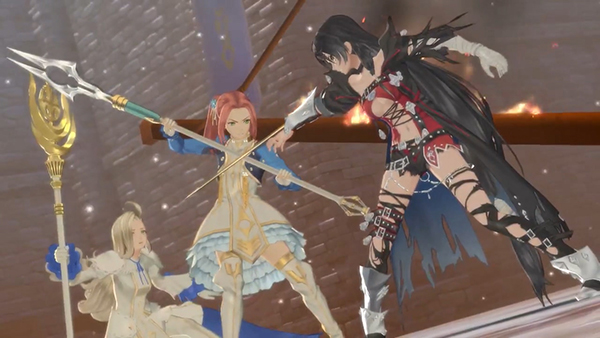 Tales of Berseria (PS4) - Gameplay Walkthrough Part 4 - Laphicet & Eizen.mp4_20161022_170005.812