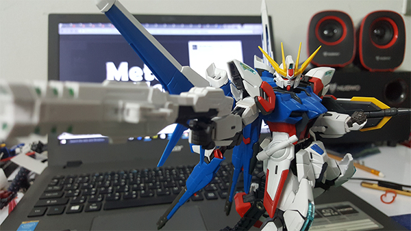 Rg   Build Strike Gundam Full Package Review