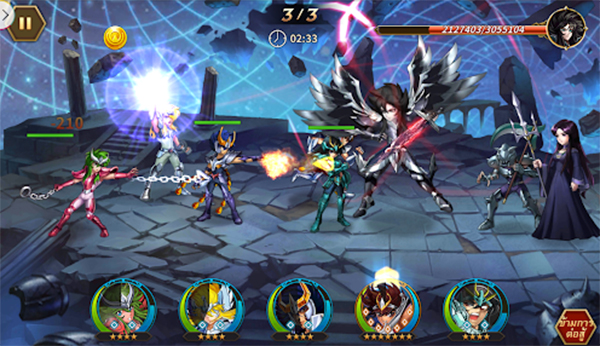 SAINT SEIYA Galaxy Spirits  (10)