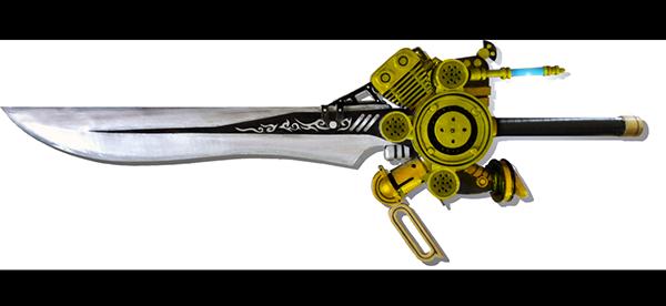 FFXV Ultima Blade