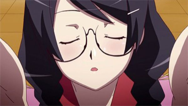 Top Character Girls with Glasses in Anime_04