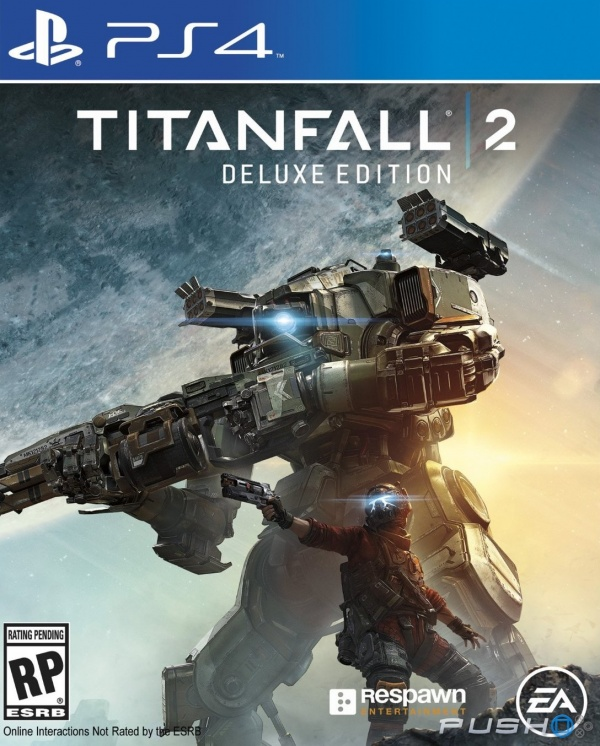 titanfall 2 cover ps4