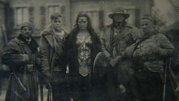 หนัง  Wonder Woman วันเดอร์ วูแมน